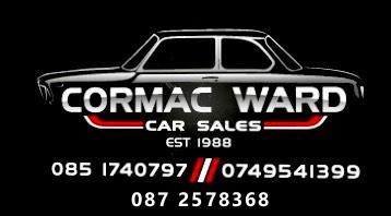 Cormac Ward Car sales